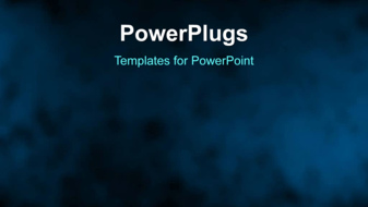 PowerPoint Template - An abstract textured background